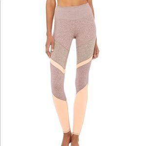 ALO Yoga High-Waist ALOSOFT Sheila Legging (XXS)